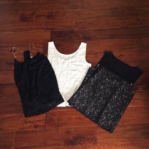 Tops - JCrew/Rachel Roy/Marc Jacobs dress tank bundle!
